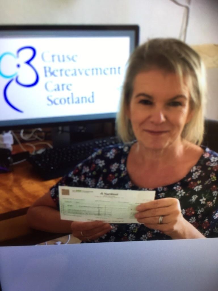 Cruse Bereavement Care Scotland   Asda Dyce