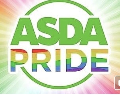 Celebrating Pride with Rainbow Friday  | Asda Longwell Green