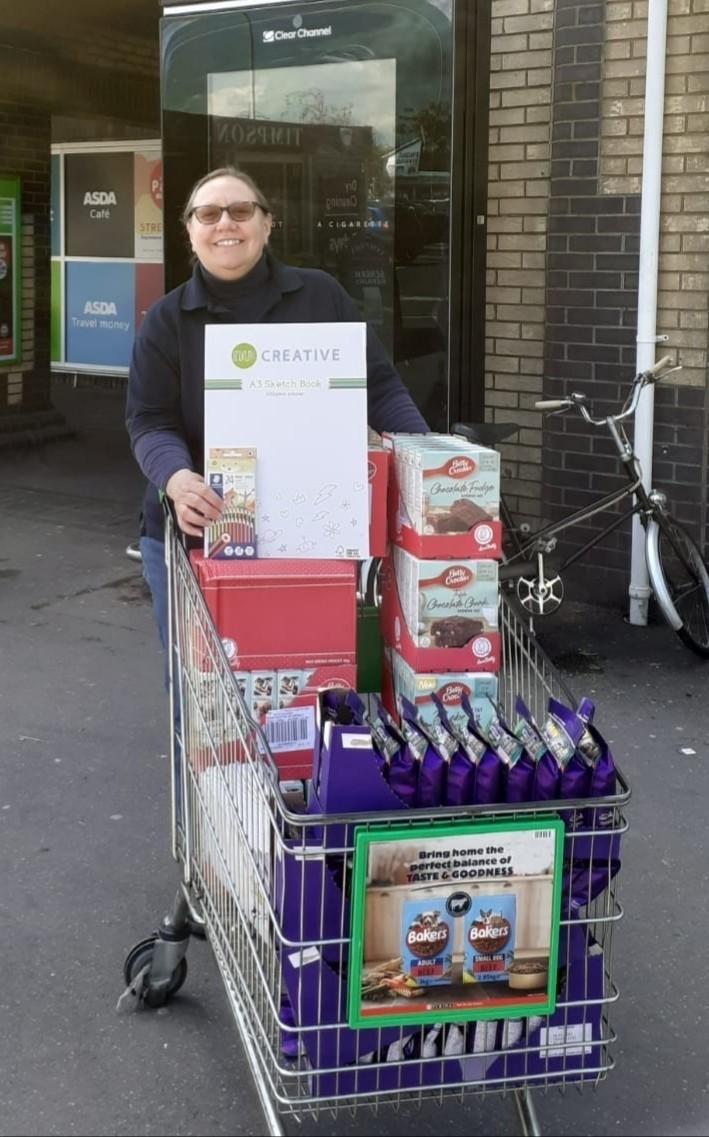 Veterans Outreach Support Foundation grant | Asda Fareham