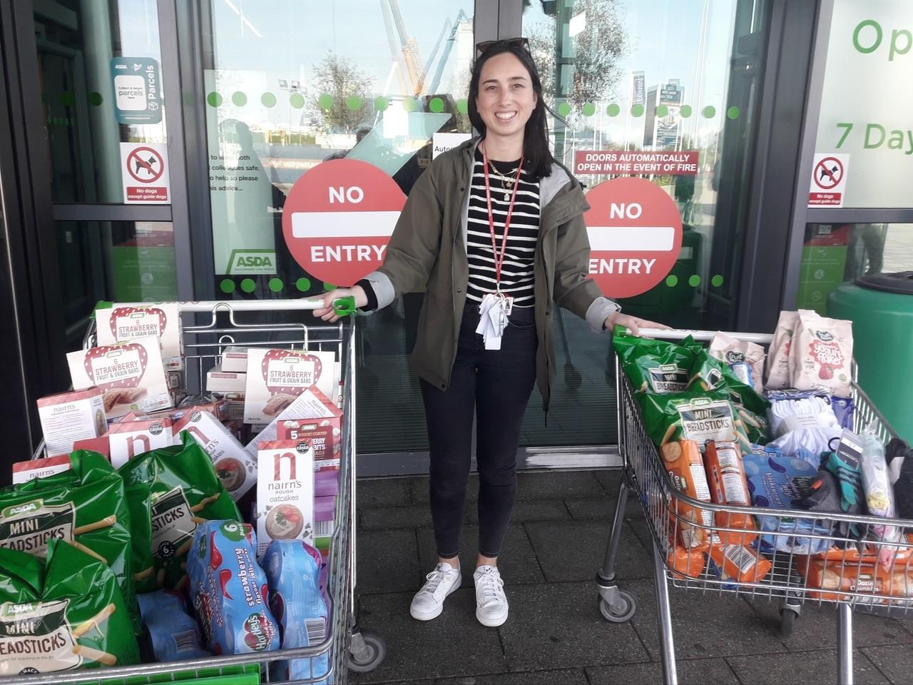 Community support | Asda Leith