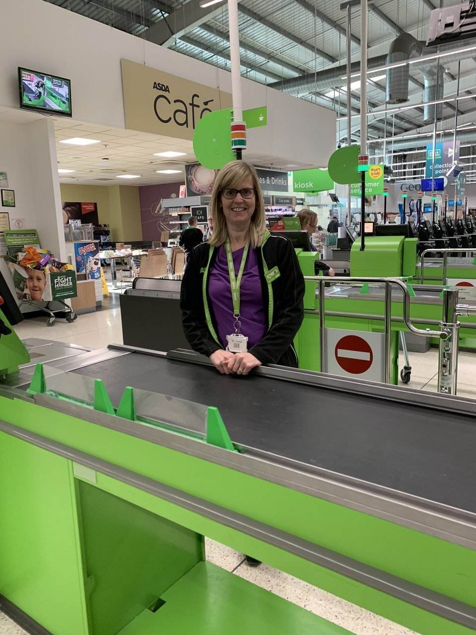 Supporting the wonderful NHS staff | Asda Dewsbury