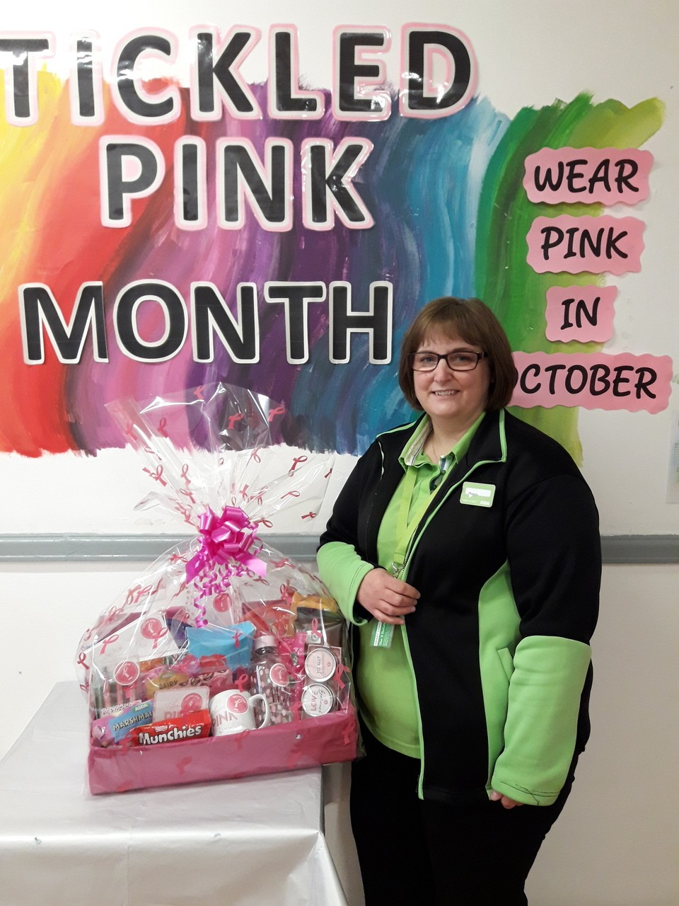 Tickled Pink winner | Asda Leicester