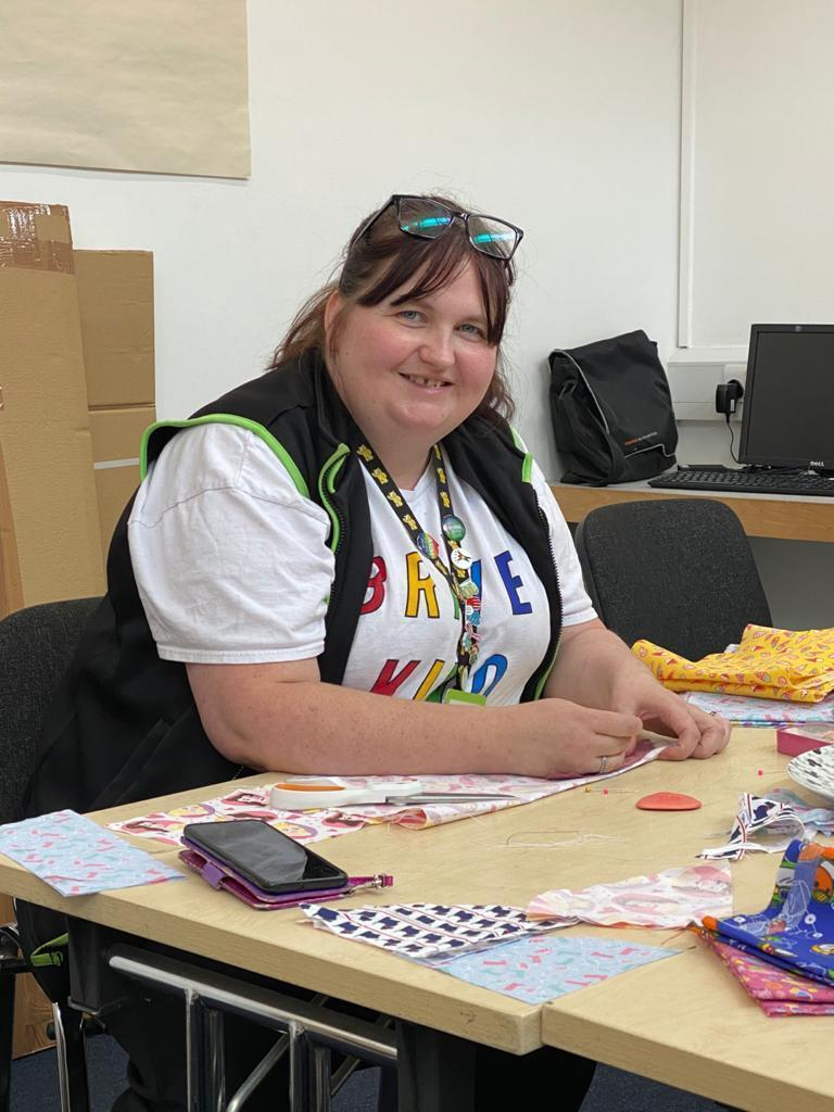 Fabric for the community | Asda Fareham