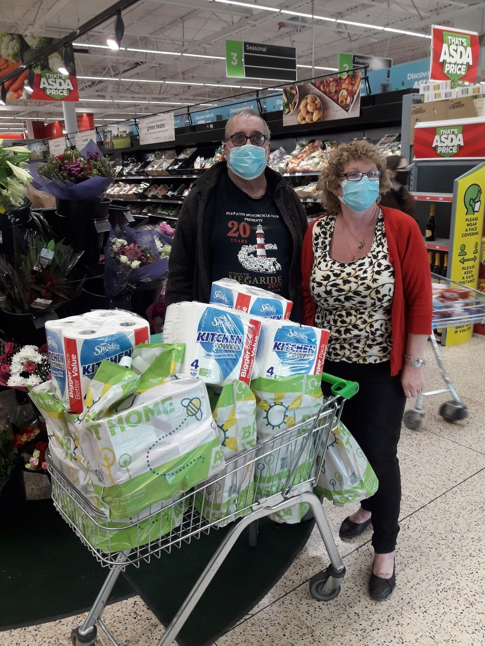 Helping to feed the people of Plymouth | Asda Plymouth