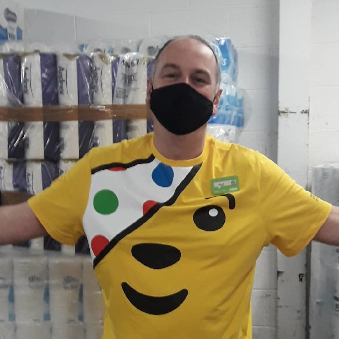 Helping Pudsey | Asda Reddish