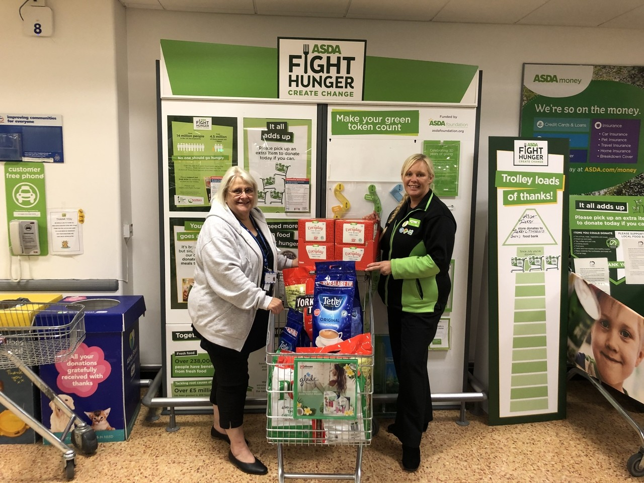 Supporting our amazing NHS in Derby  | Asda Derby