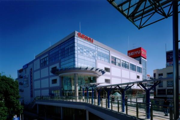 Japan Seiyu store