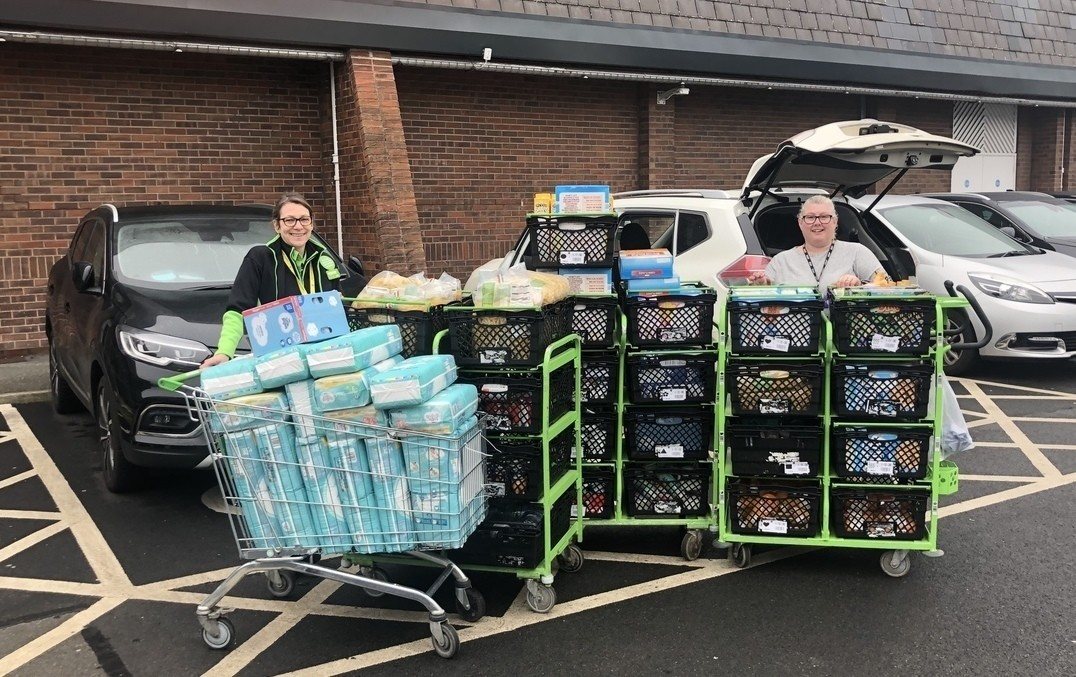 Supporting communities  | Asda Wakefield