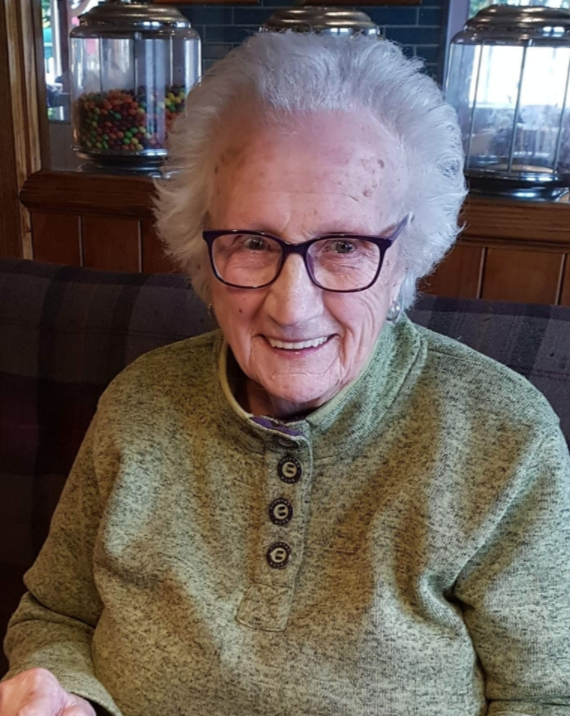 Amazing Mama Freda turns 90! | Asda Sutton in Ashfield
