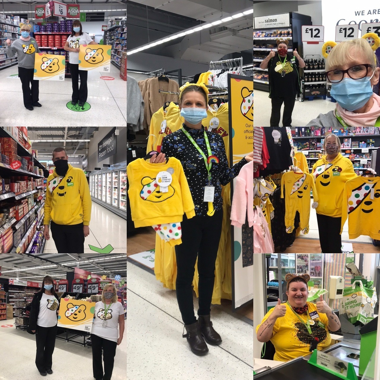 Supporting Children in Need | Asda Pwllheli