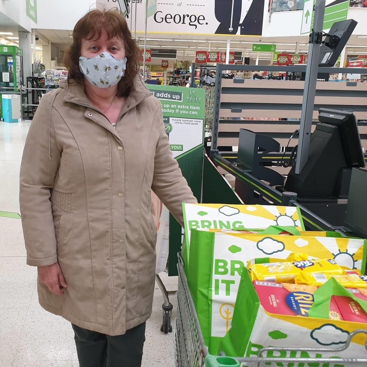 Supporting communities grant | Asda Cwmbran