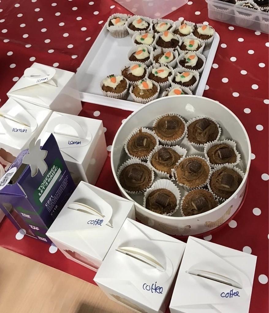 SupportingHoughton Regis Hub Cafe CIC | Asda Dunstable