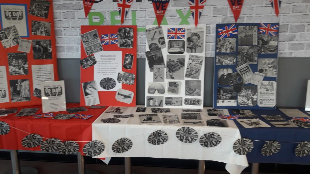 VE Day | Asda Longwell Green