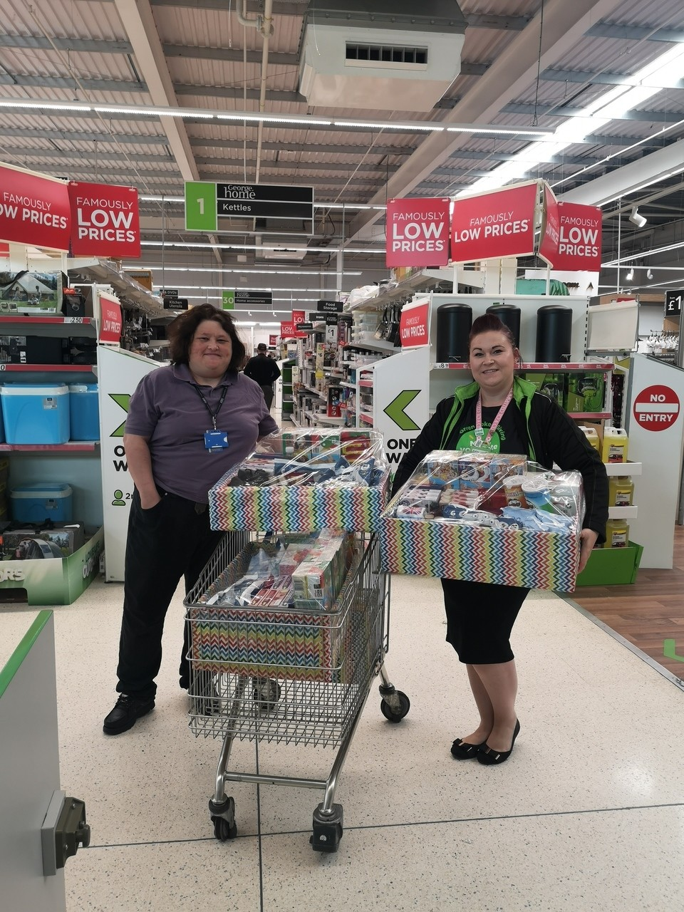 Happy Birthday NHS  | Asda Barnes Hill