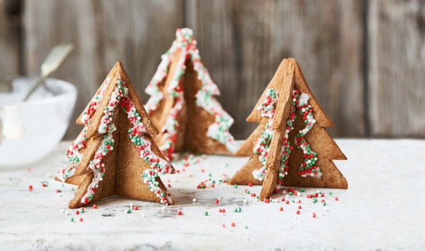 Free From Gingerbread Trees