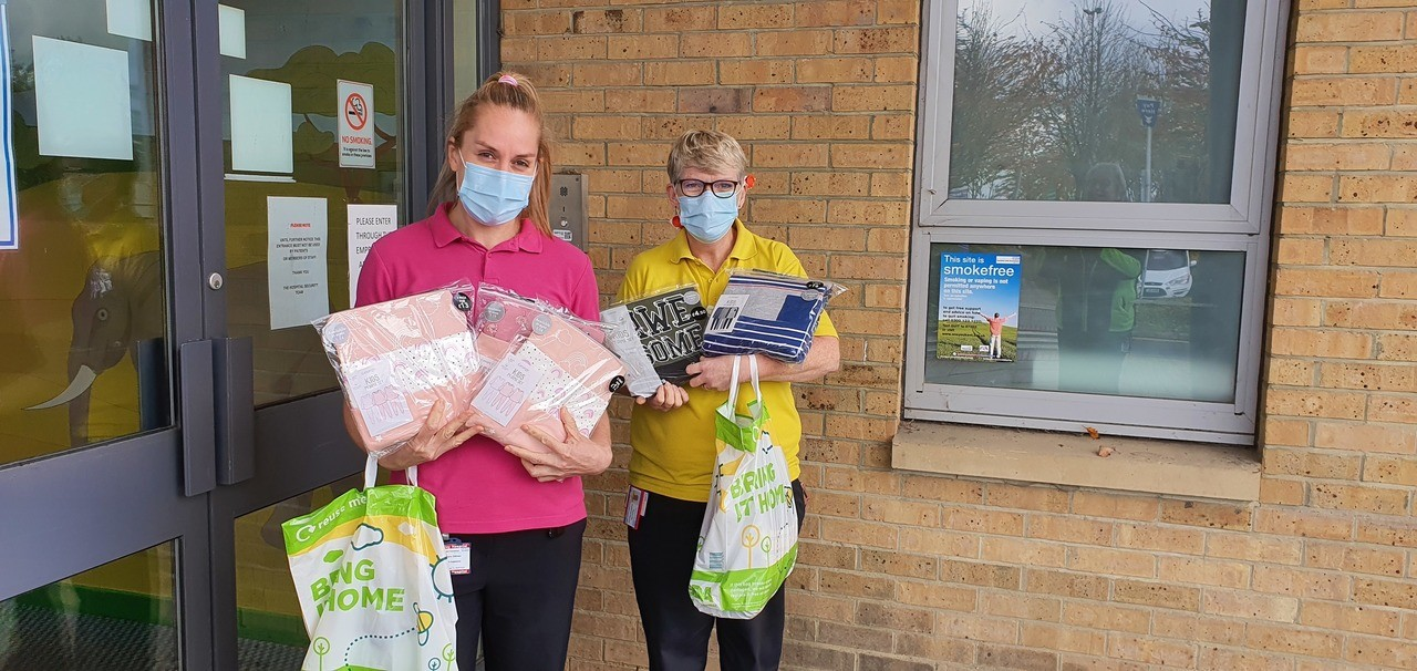 Supporting the children's ward | Asda Greenhithe