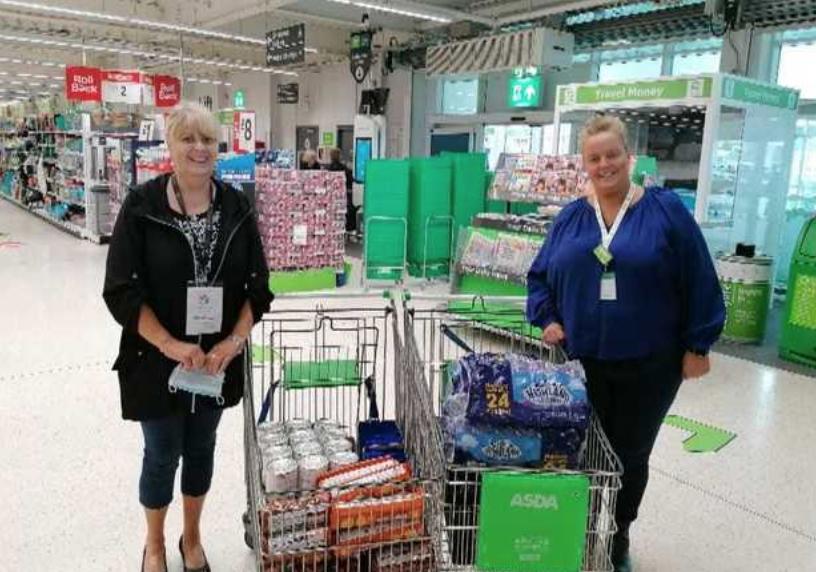 Orbiston Neighbourhood Centre donation | Asda Motherwell
