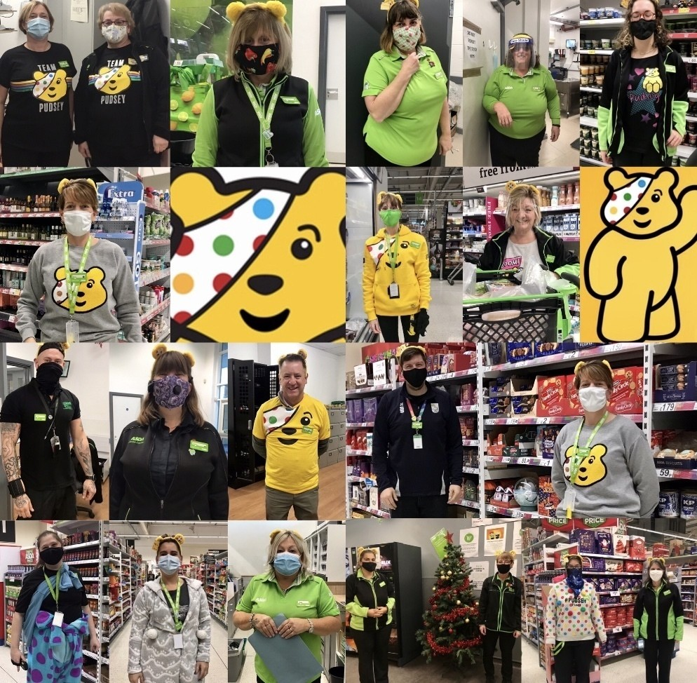Children in Need fun | Asda Frome