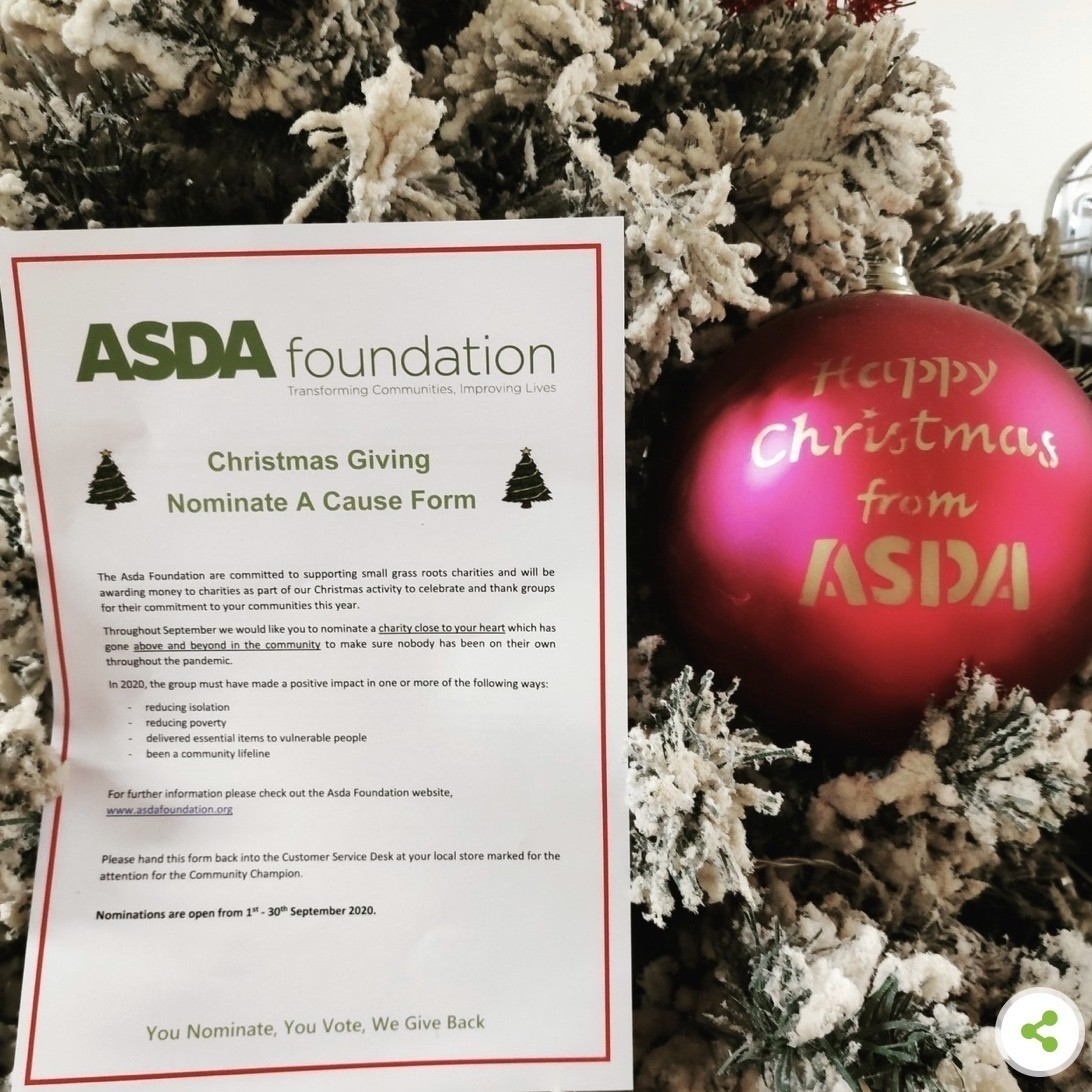 Christmas Giving grants | Asda Waterlooville
