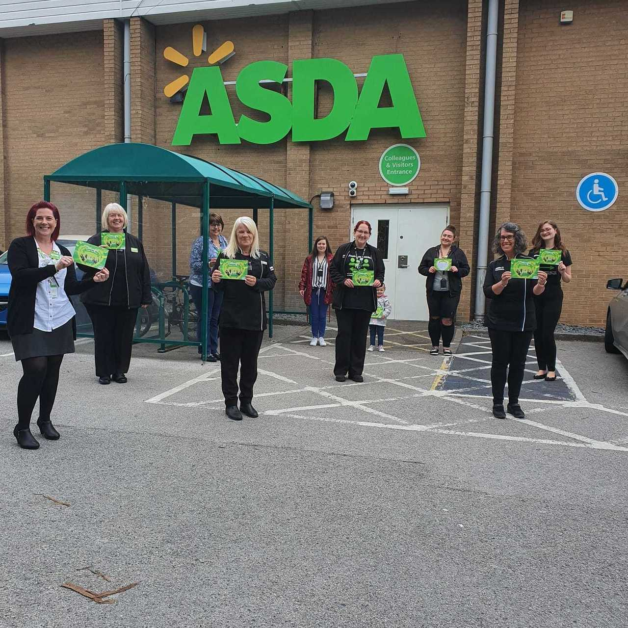 Thank you Team Derby  | Asda Derby