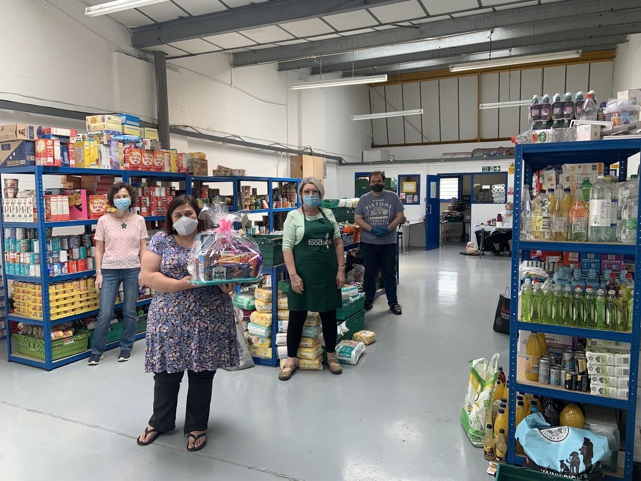Swale Foodbank receive a big thank you | Asda Sittingbourne