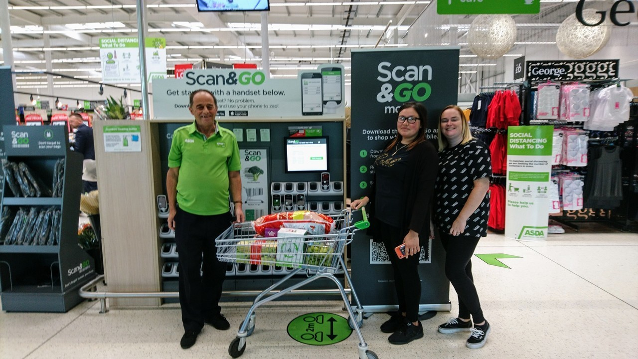 Supporting key workers  | Asda Filton