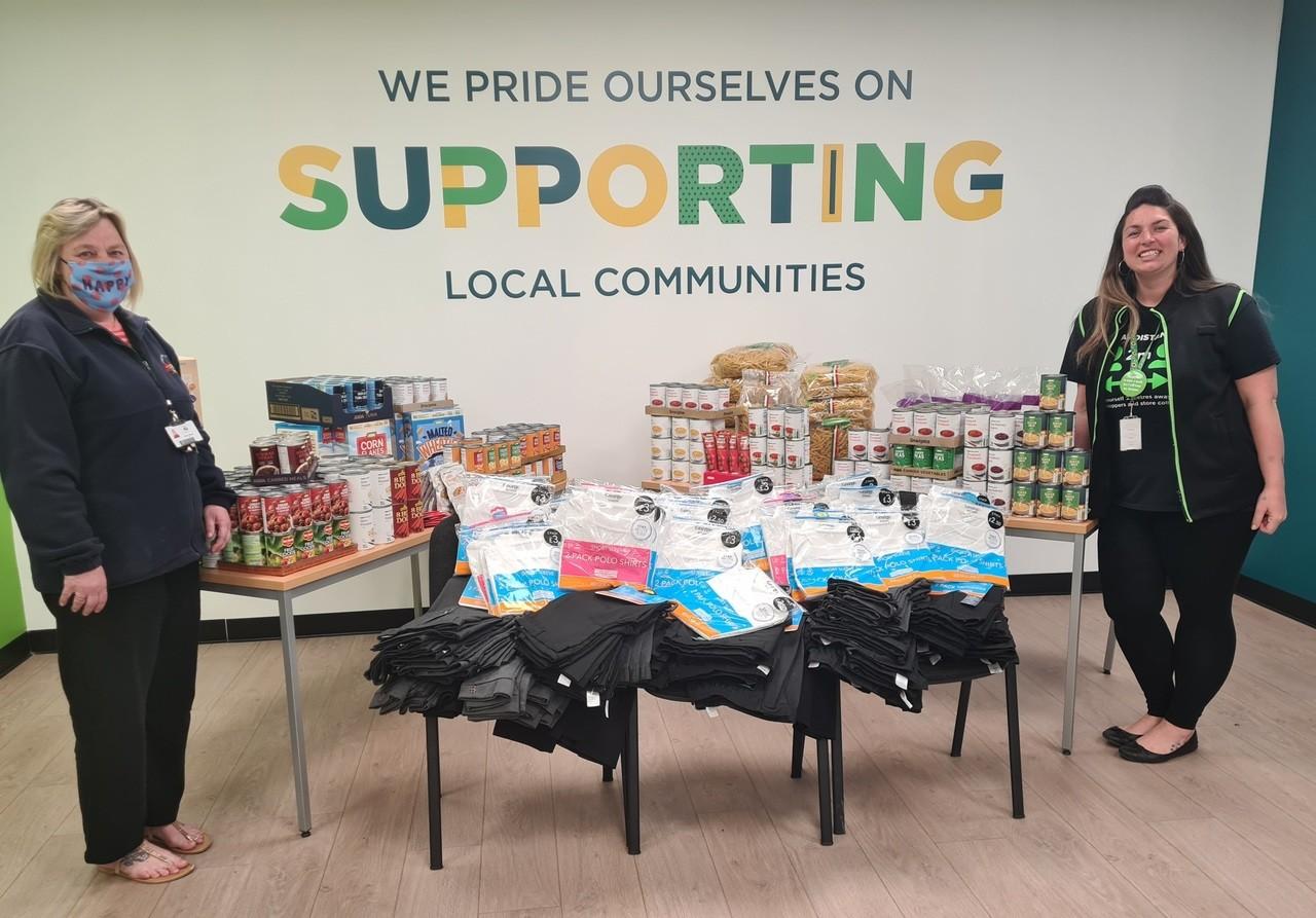 Supporting Communities Grant | Asda West Swindon