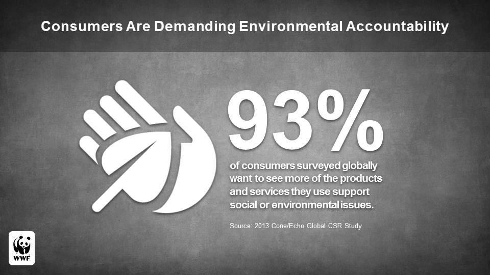 Consumers Are Demanding Environmental Accountability