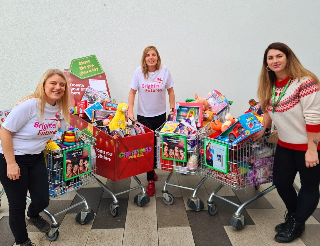 Chriatmas Toy Appeal!  | Asda West Swindon