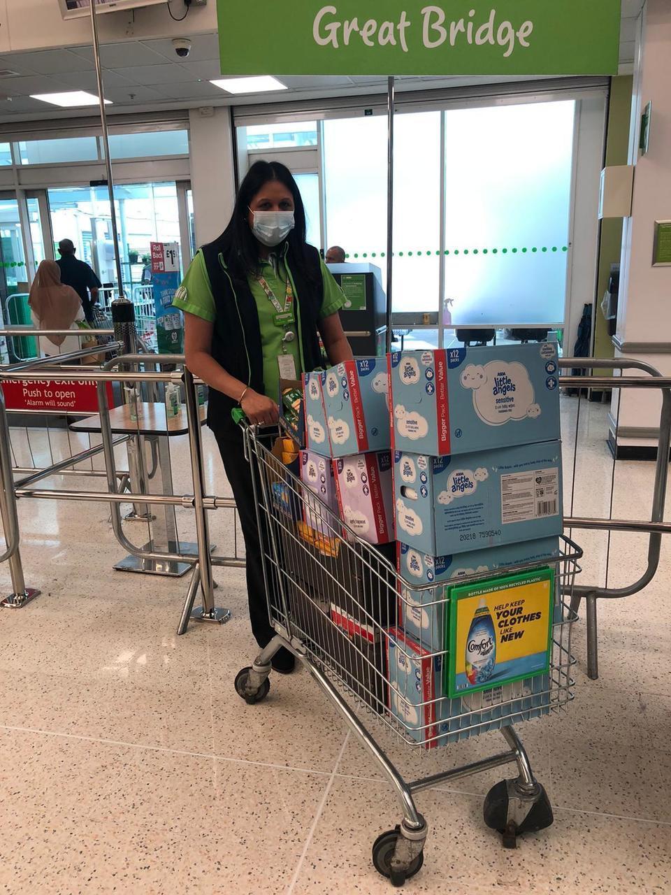 Donation toBlack Country Women's Aid | Asda Great Bridge