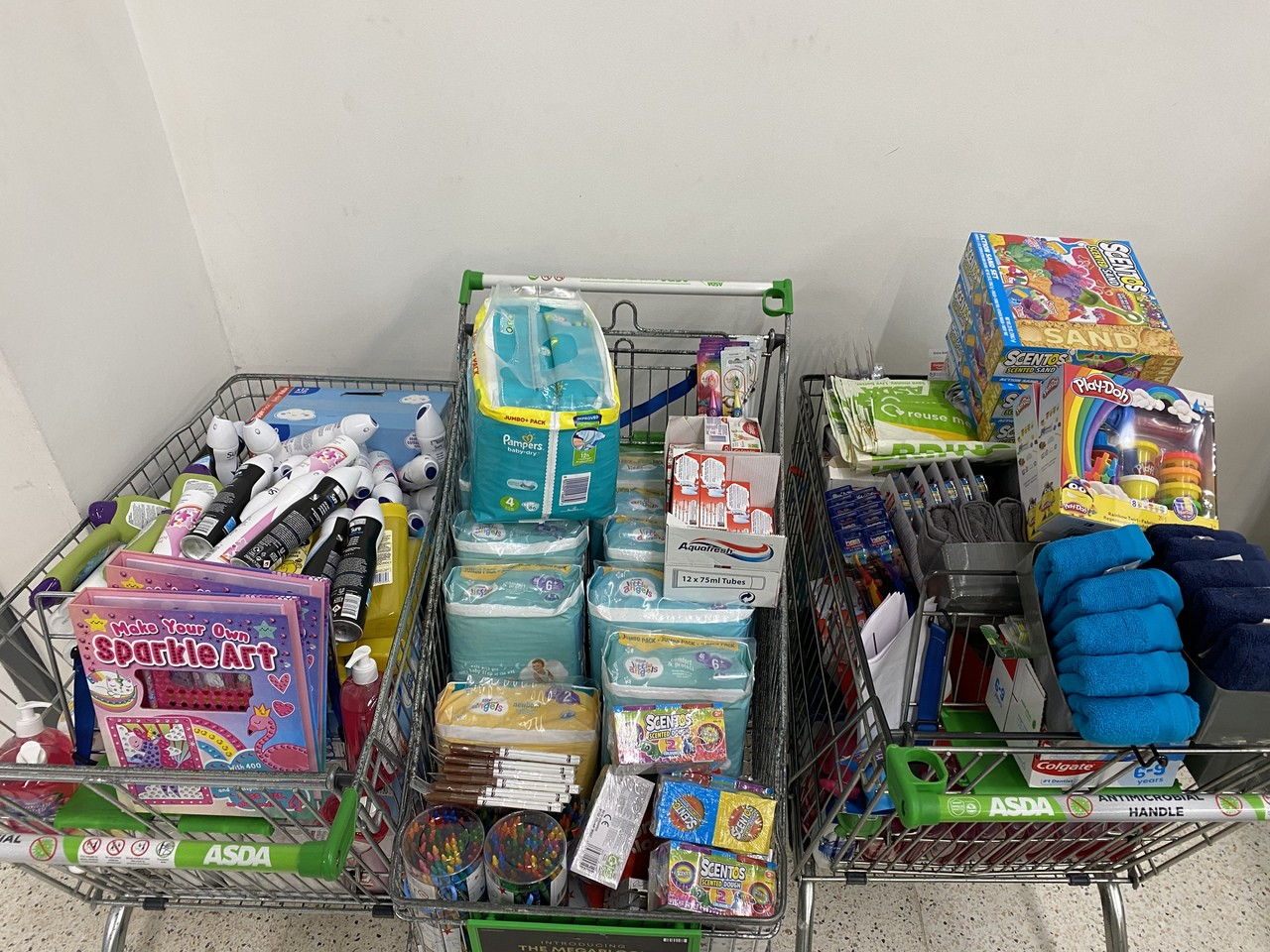 Connors Toy Library | Asda Portsmouth