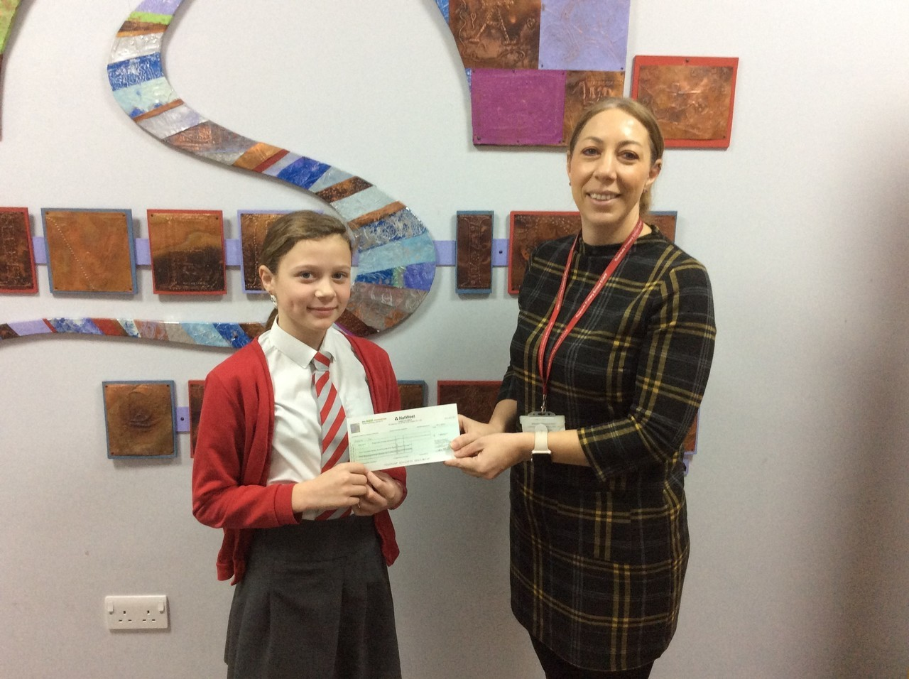 Riverside Primary School receive grant for PPE   Asda Hereford