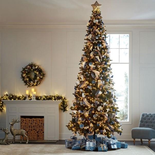 Sams Christmas Trees: Shopping The Sam's Club Holiday Vignettes