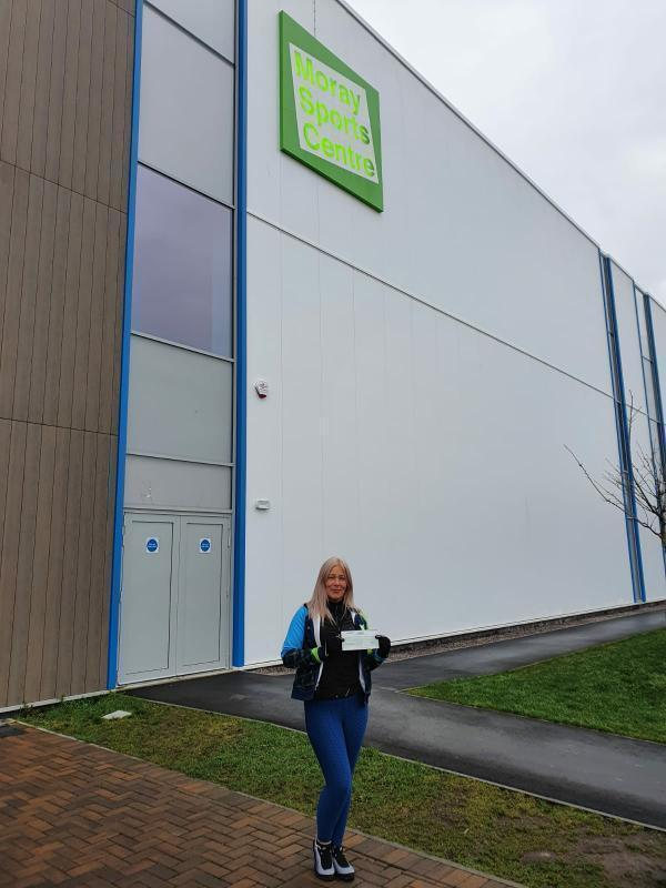 Grant to sports group | Asda Elgin