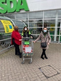 Bolton and Farnworth stores' donation to Adullam Homes | Asda Bolton