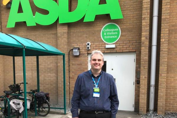 Asda Derby pharmacy manager Richard Harrison hailed as a hero