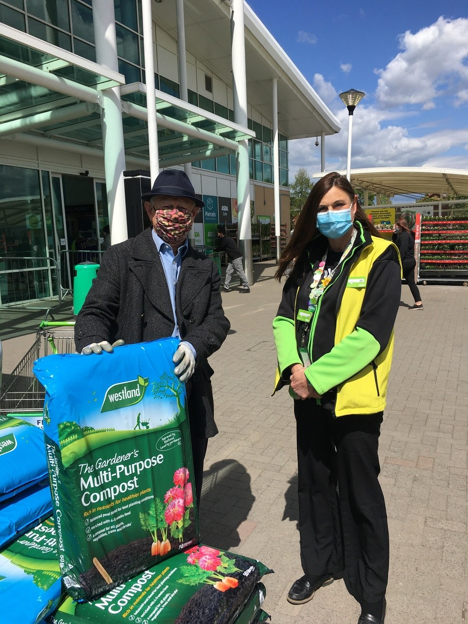 Store donations | Asda Longwell Green