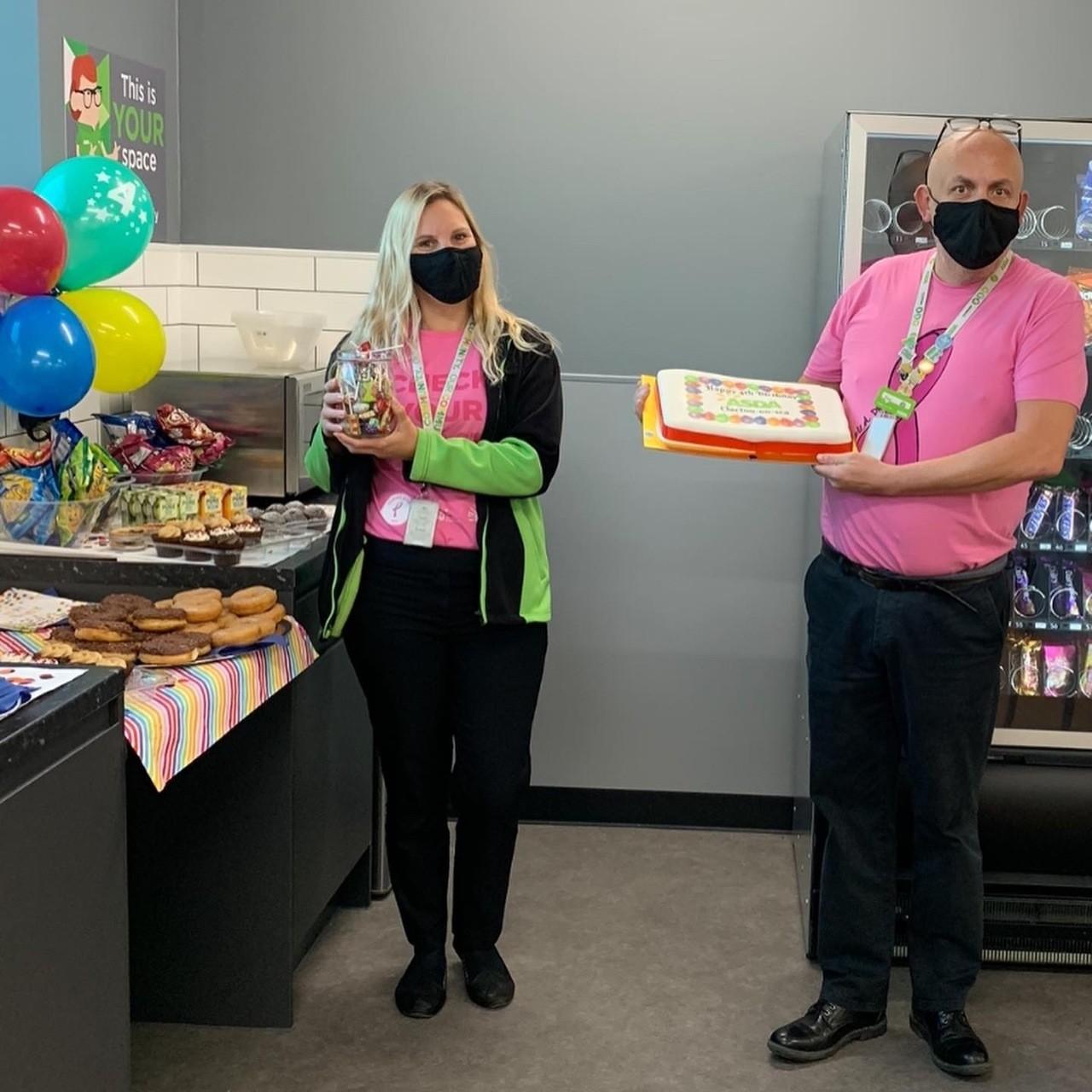 Birthday celebrations | Asda Clacton-on-Sea
