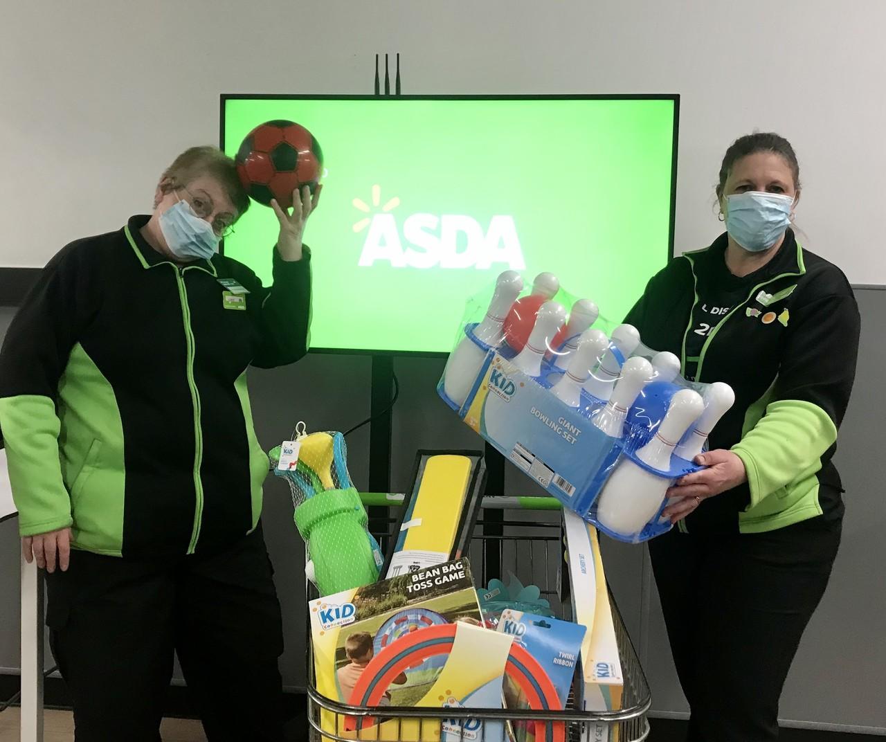 We Hear You donation | Asda Frome