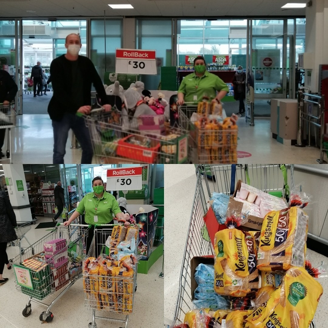 Supporting our community | Asda Skelmersdale