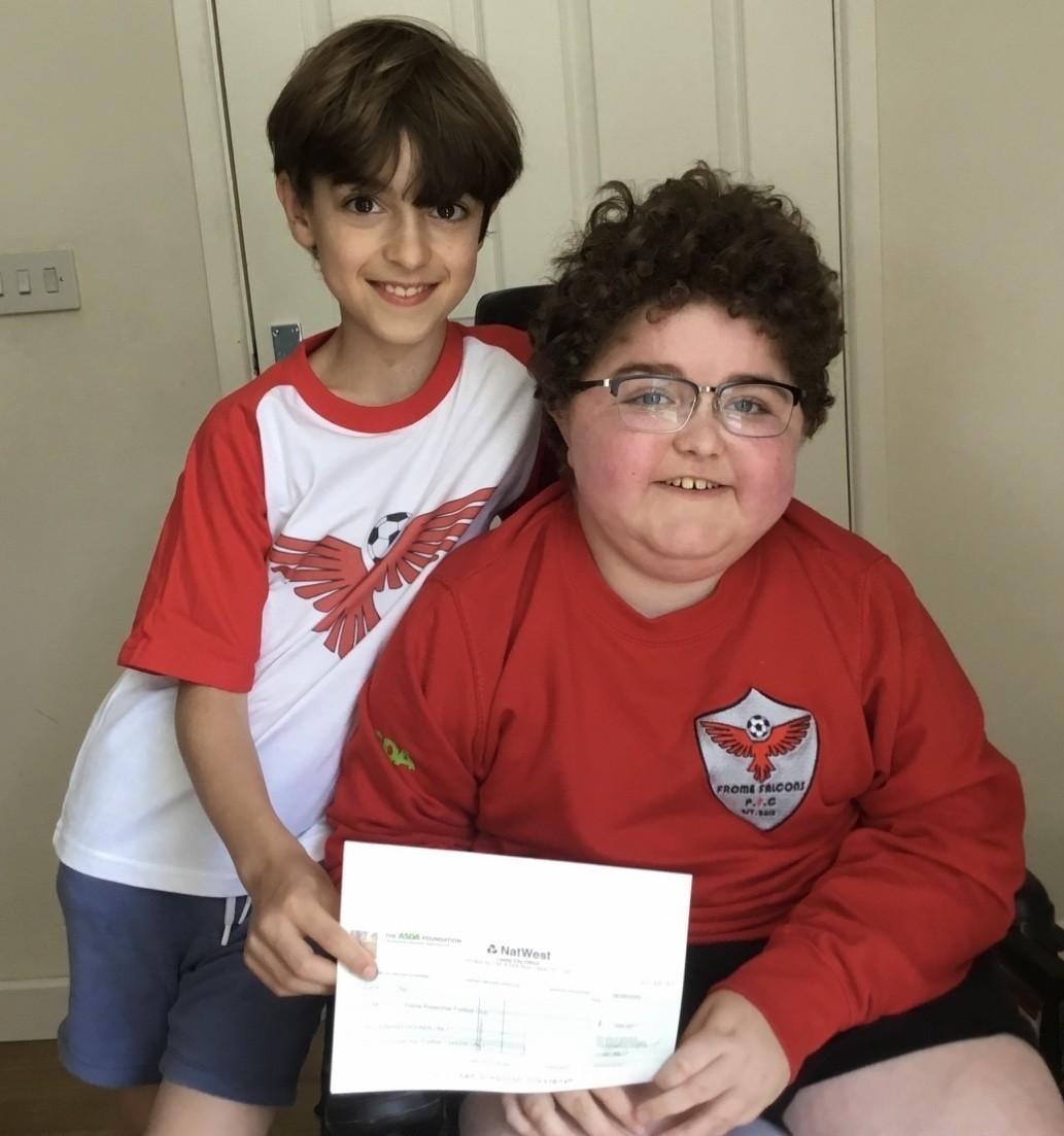 Frome Falcons Powerchair Football | Asda Frome