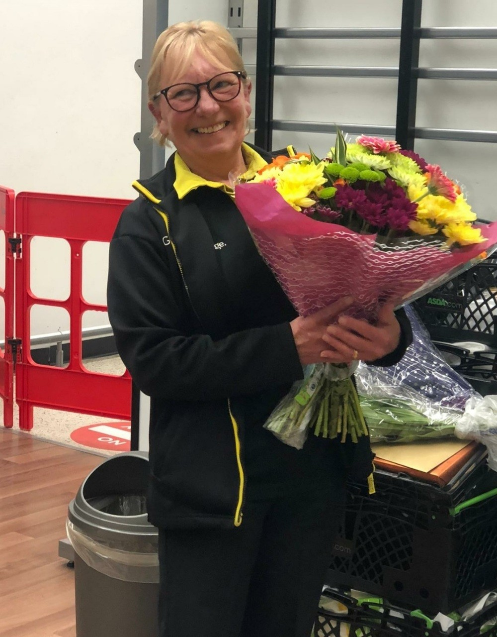 Happy retirement, Sue! | Asda Brierley Hill