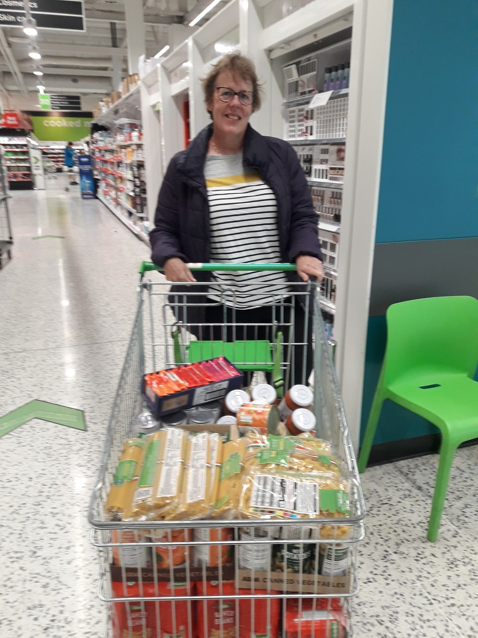 Donation to St Barnabas Church | Asda Bromborough