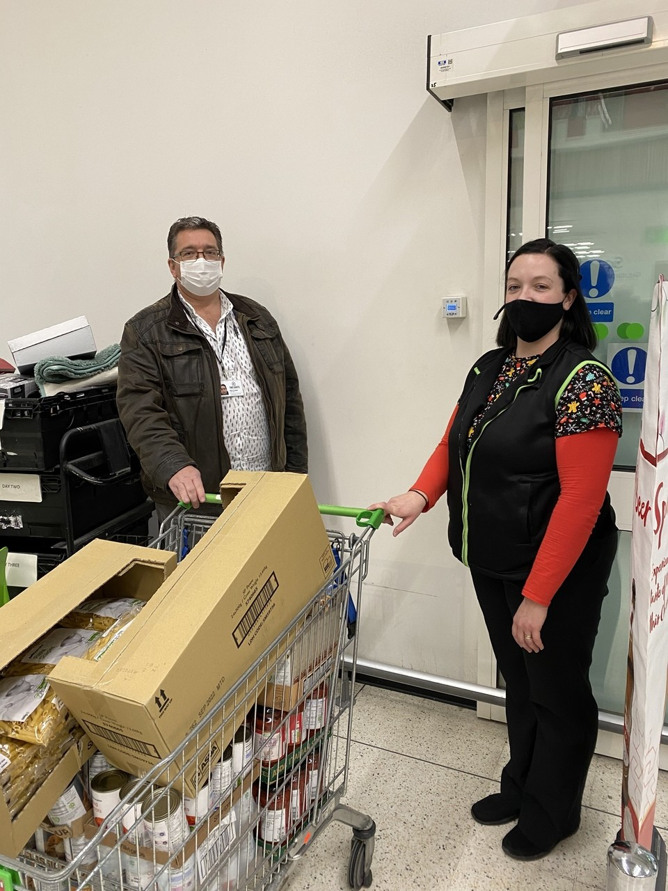 Local charity donations | Asda Portsmouth