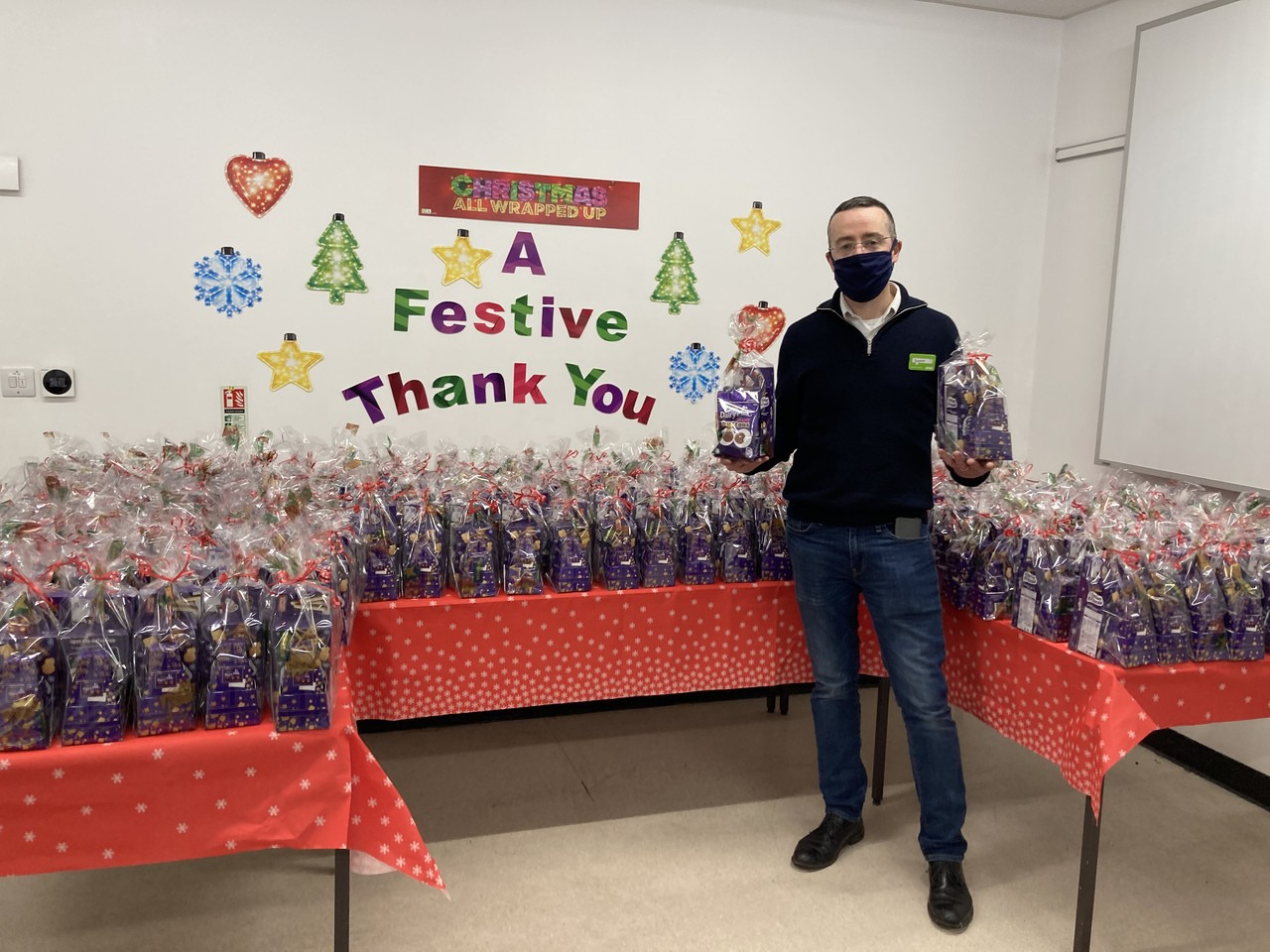 Thank you gifts for colleagues | Asda Harlow