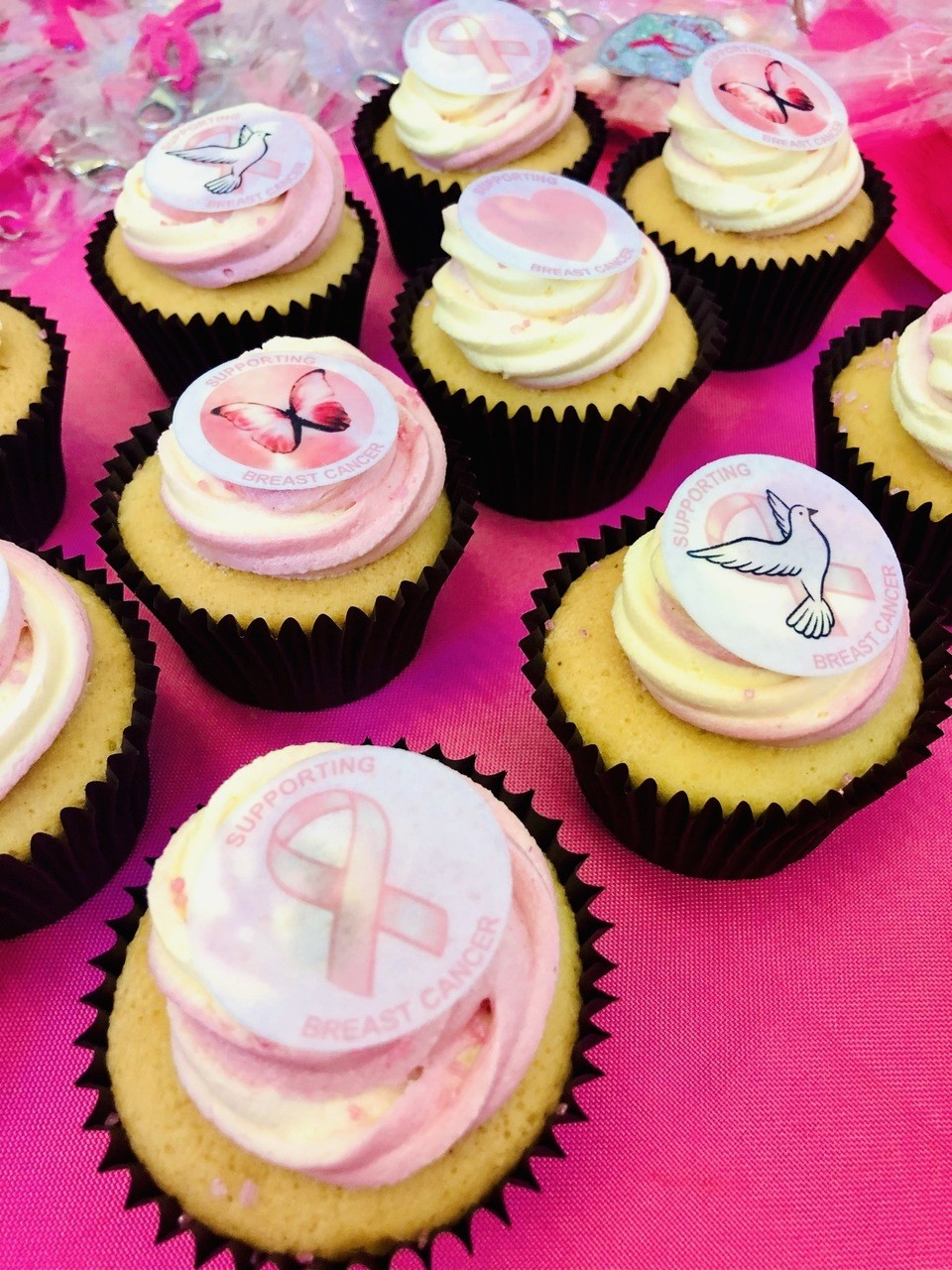 Colleague Fundraising Day for Tickled Pink! | Asda Leicester Abbey Lane