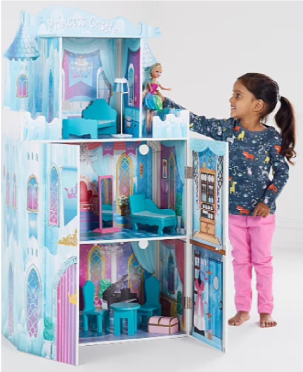 Wooden Toys 2019 - Princess castle