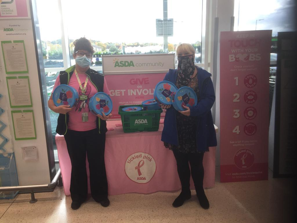 Chocolates for Deaf Action charity | Asda Dundee West