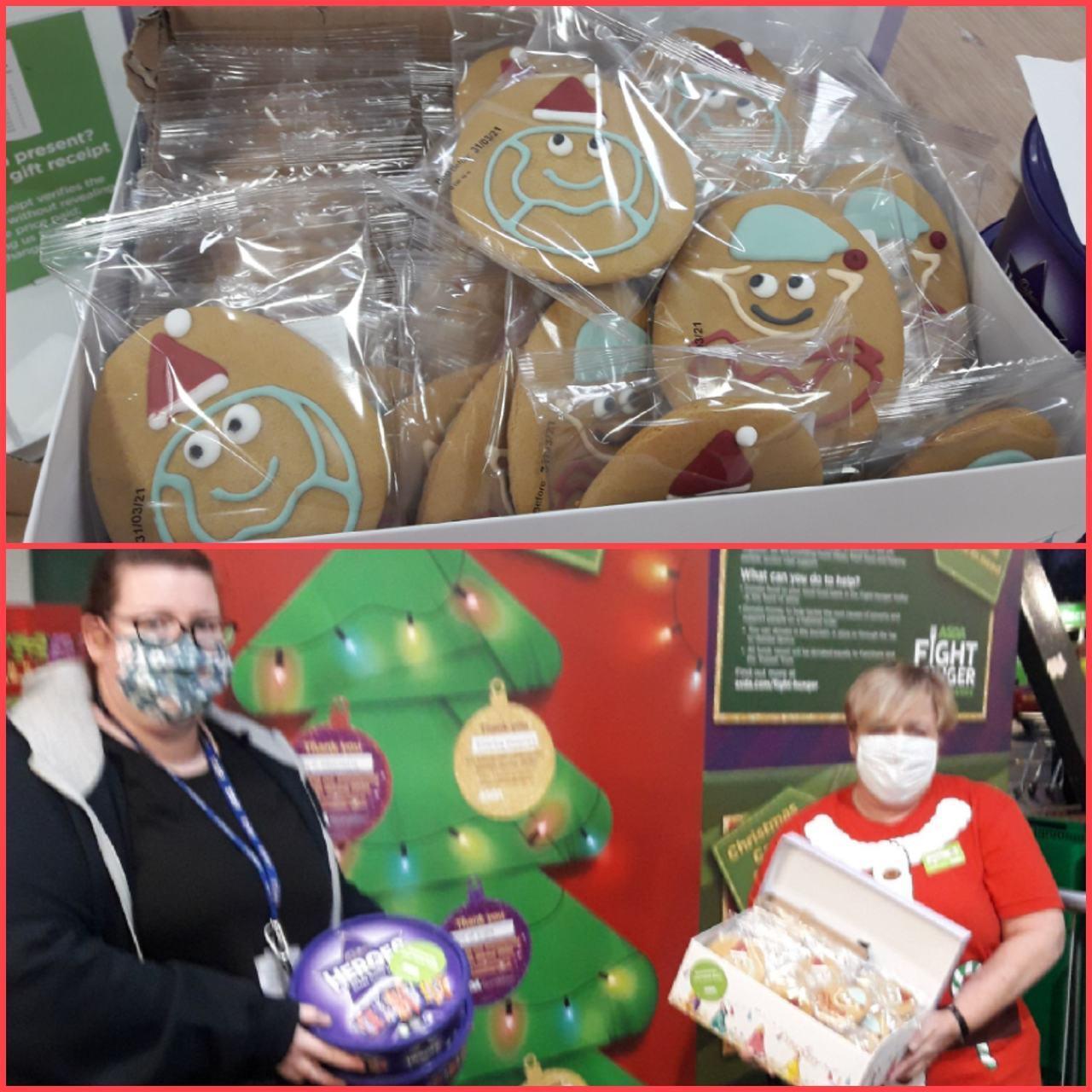 Gingerbread treats | Asda Gosforth