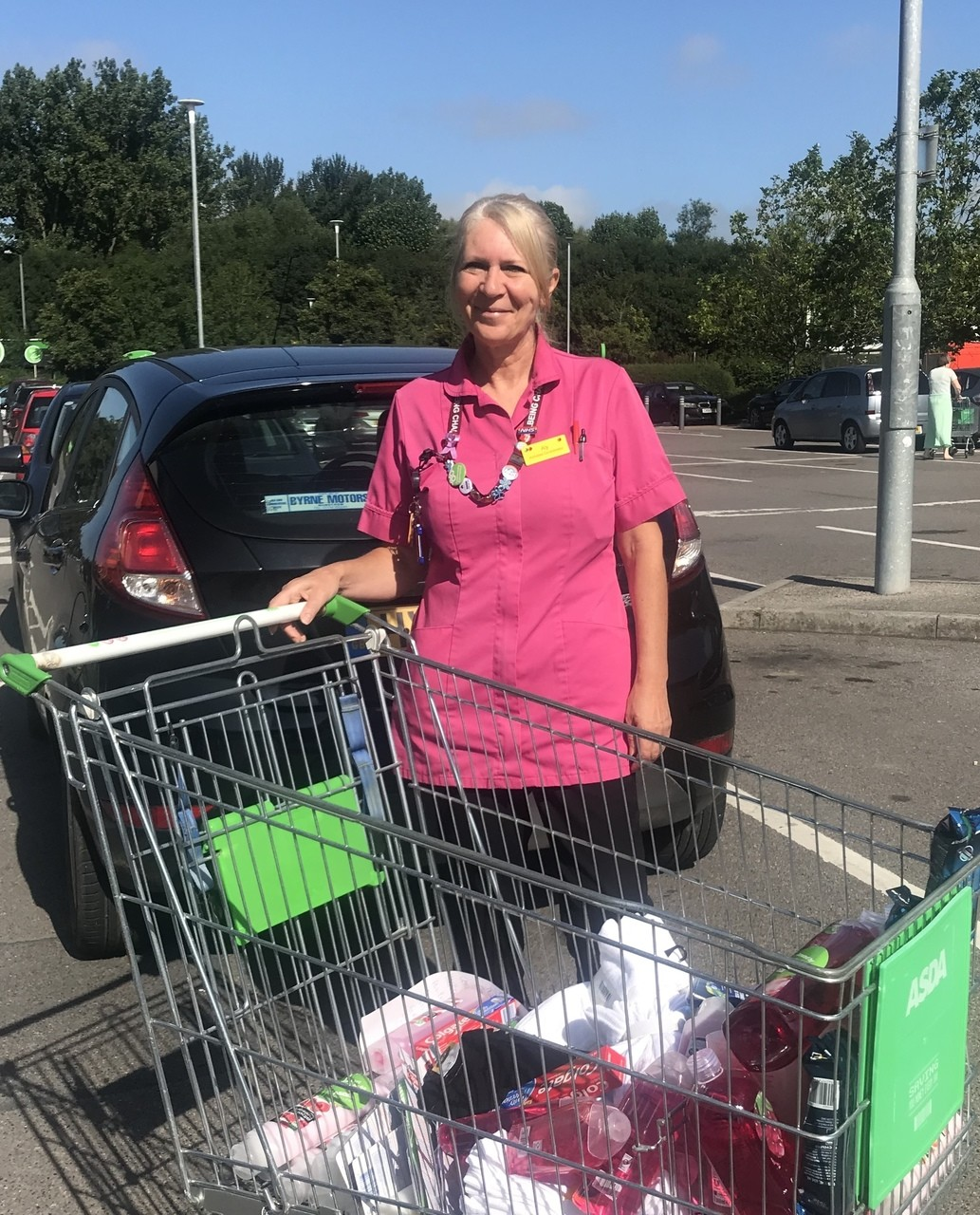 Frome Community Hospital 'simply the best' | Asda Frome